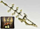 Jupiter Weapon Box - Whip x5
