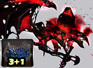 Skull Dragon's Hoard 3+1