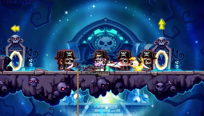 maplestory bera how to get spell traces