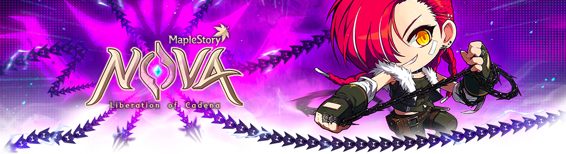 Updated] v 190 – Nova: Liberation of Cadena Patch Notes | MapleStory