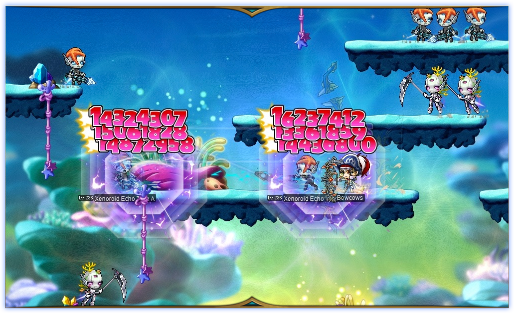 Arcane River Expands With New Area Morass Official Maplestory Website