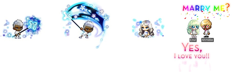 Maplestory White Shoes