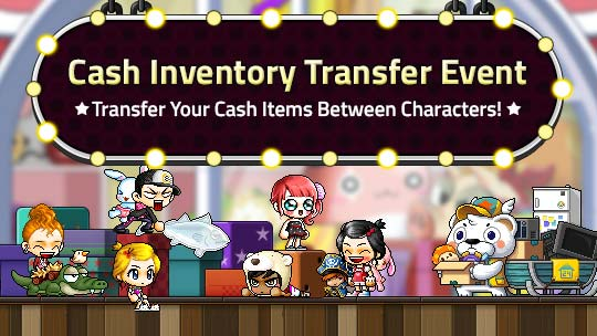 Cash Inventory Transfer Event: August 16 - August 29