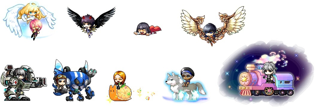 Updated] Cash Shop Update for February 28 | MapleStory