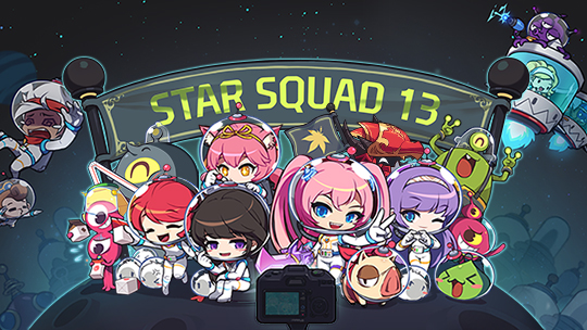 MapleStory Star Squad 13 Content Update Guide