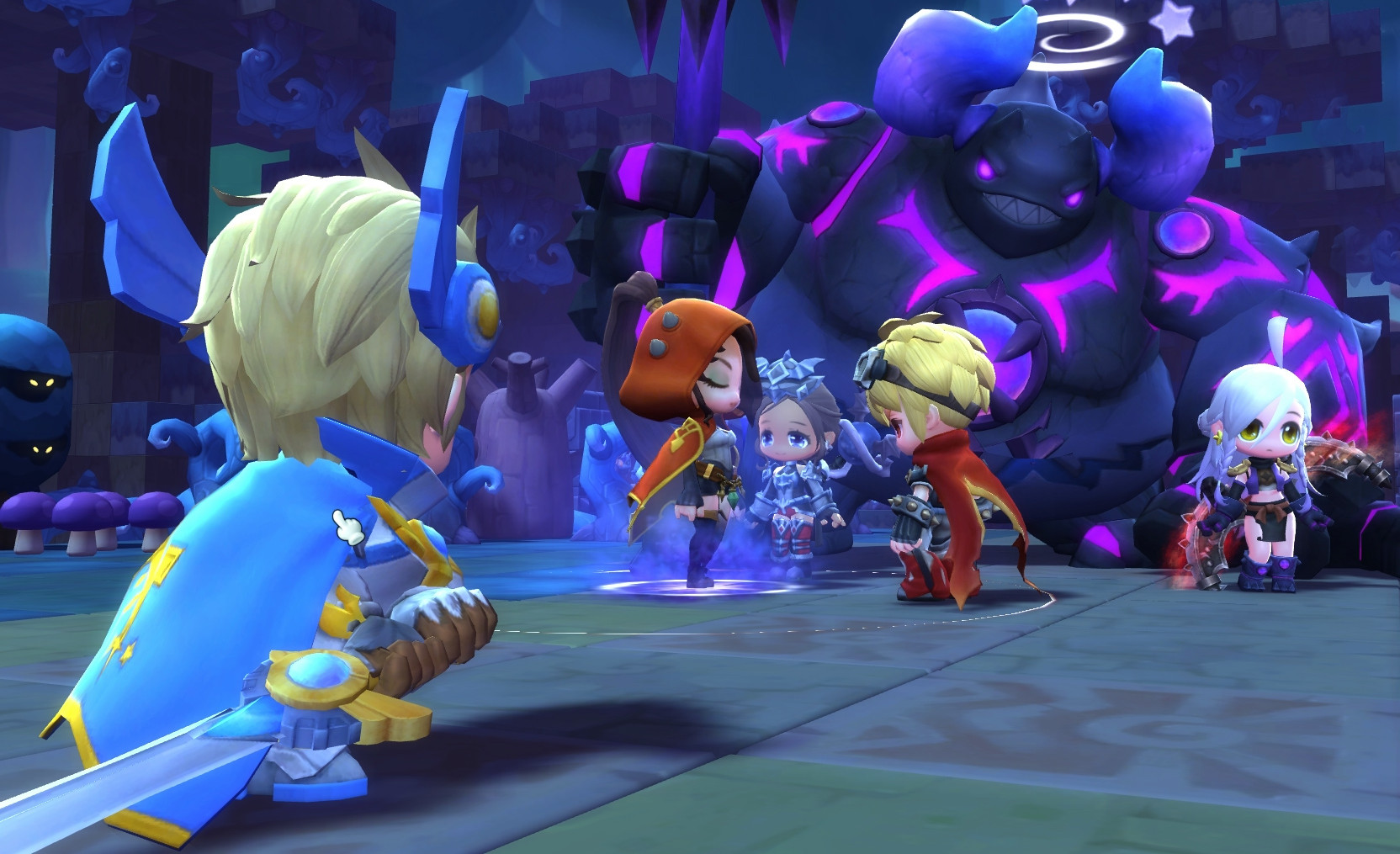 Coming Soon: MapleStory 2! | Official MapleStory 2 Website