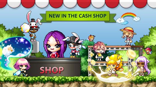 Cash Shop Update for April 11   MapleStory