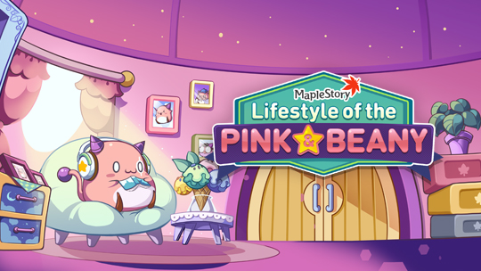 MapleStory Lifestyle of the Pink and Beany Content Update Guide