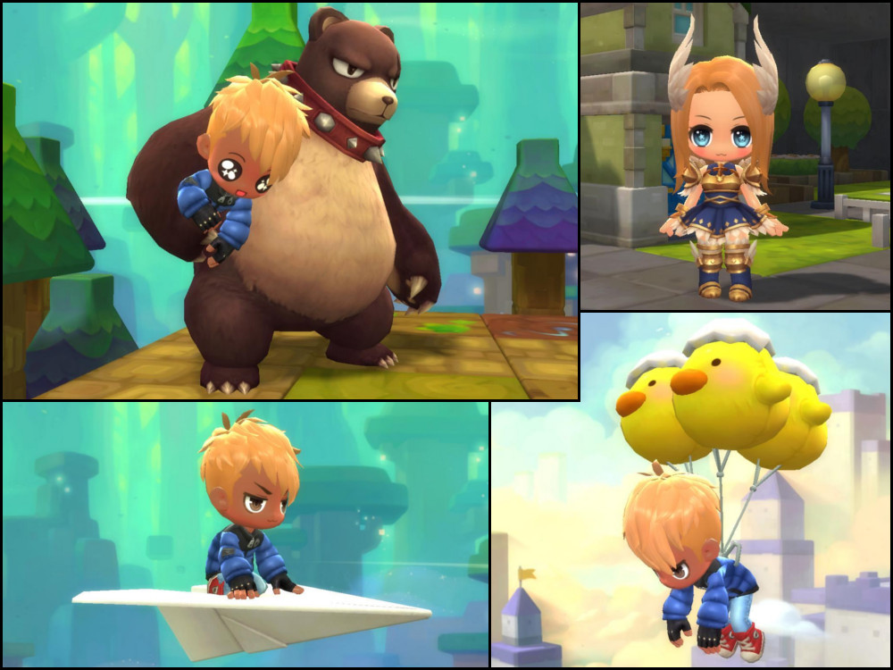 Closed Beta Events | Official MapleStory 2 Website