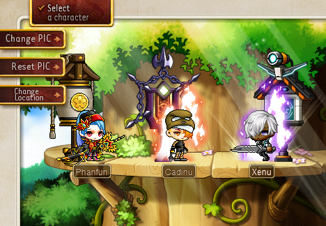Level Up With the Mega Burning Project! June 20 - July 3 | MapleStory