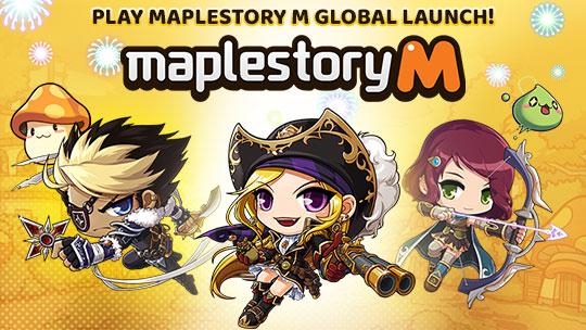 maplestory m server