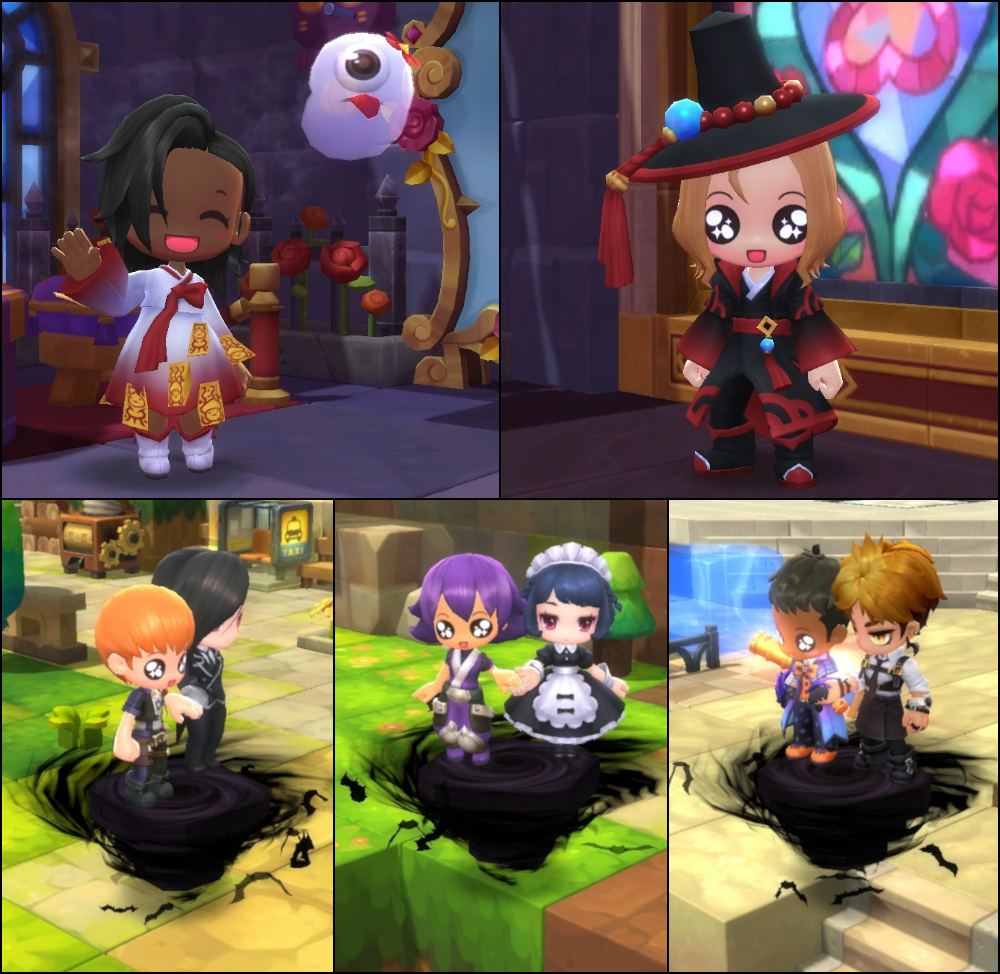 MapleStory 2 Halloween Events! | Official MapleStory 2 Website