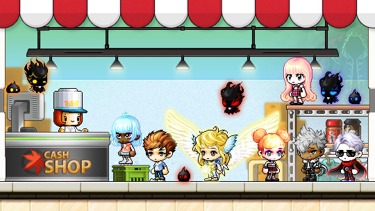 maplestory gold dragons or red tigers