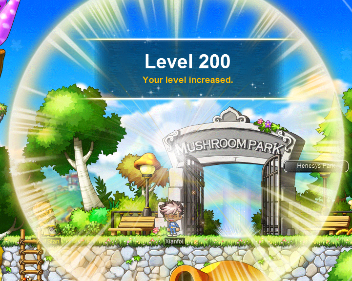 Updated June 13] Level Up With the Tera Burning Project! | MapleStory