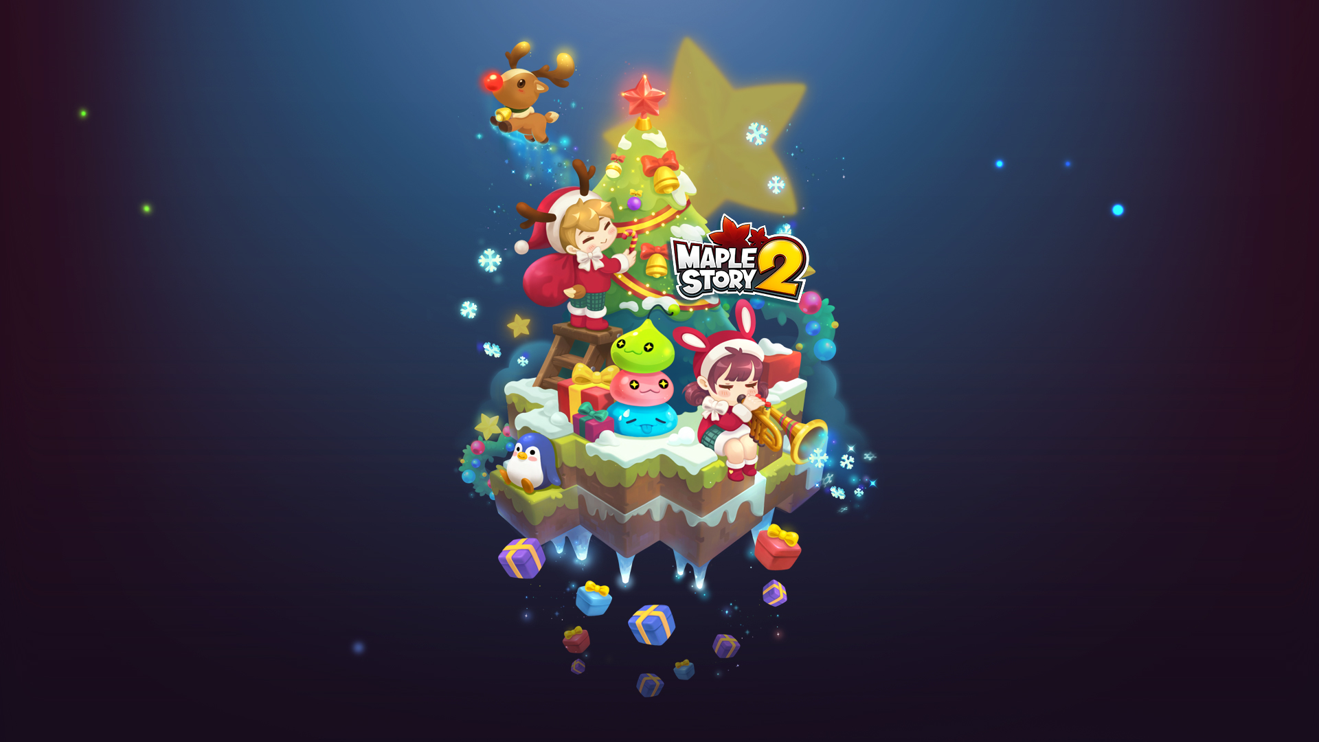 Holiday wallpapers official maplestory 2 website - 720 x 1080 wallpaper ...