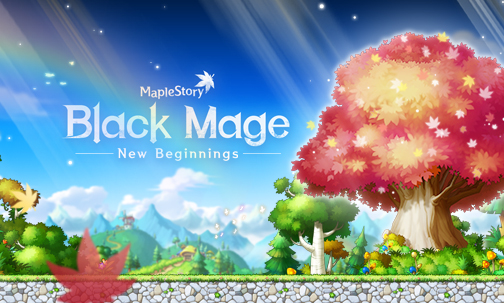 MapleStory Black Mage: New Beginnings Content Update Guide