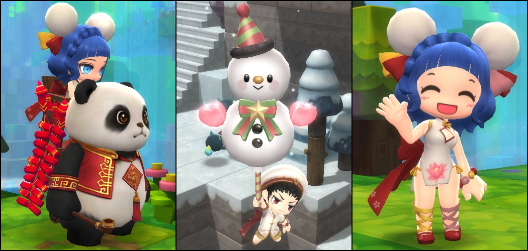 Ming Ming's New Year Events | Official MapleStory 2 Website