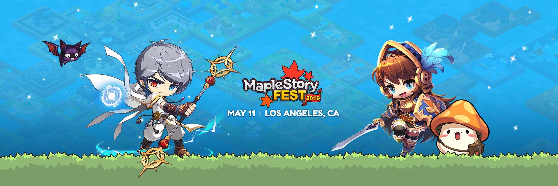 MapleStory Fest | Official MapleStory Website