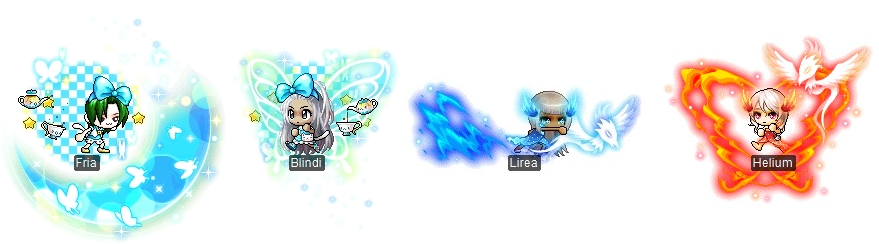 Maplehood Avatar Items