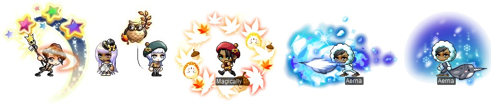 Maplehood Avatar Items p2