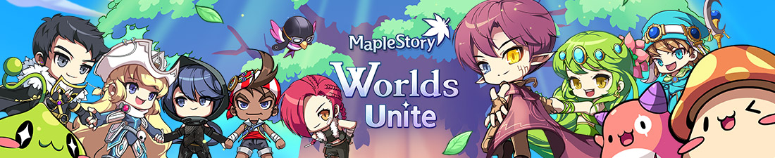 Updated August 28] v 207 - Worlds Unite Patch Notes | MapleStory