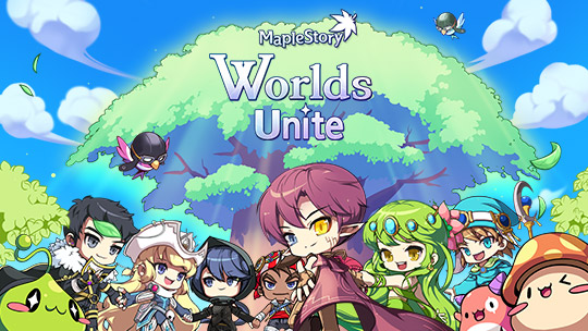 MapleStory Worlds Unite Content Update Guide
