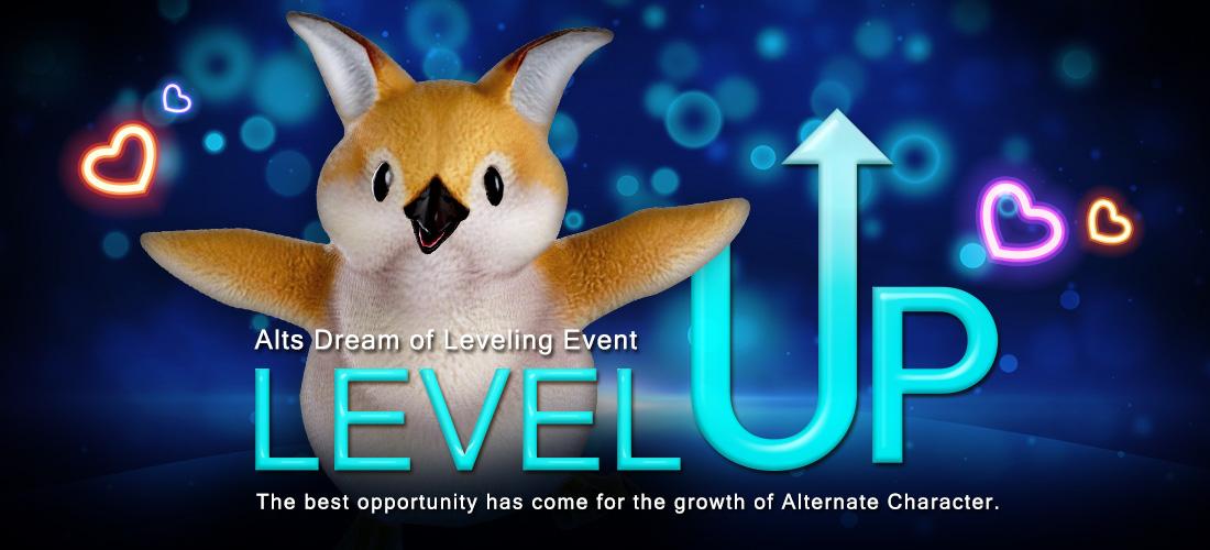 Alts Dream of Leveling Event - Vindictus