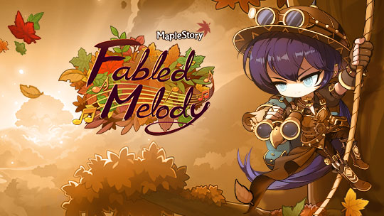 MapleStory Fabled Melody Content Update Guide