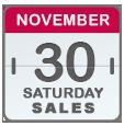 Black Friday Sales for Nov 30