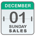 Black Friday Sales for Dec 01