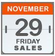 Black Friday Sales for Nov 29