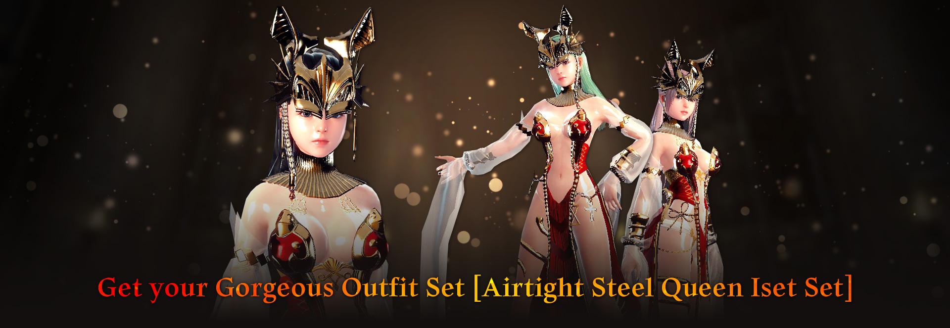 Vindictus 2020 Halloween Costumes Steel Crystal   Vindictus