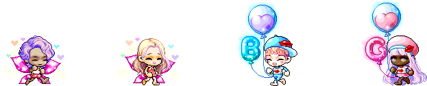 Valentines Surprise Style Box Contents February 10 Cash Shop Update MapleStory