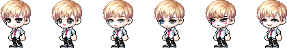 MapleStory Male Royal Face Styles: Smart-Aleck Face, Wide Smile Face, Adam Face, Regal Romance Face, Samir Ocular Mod, and Soft Smirk Face