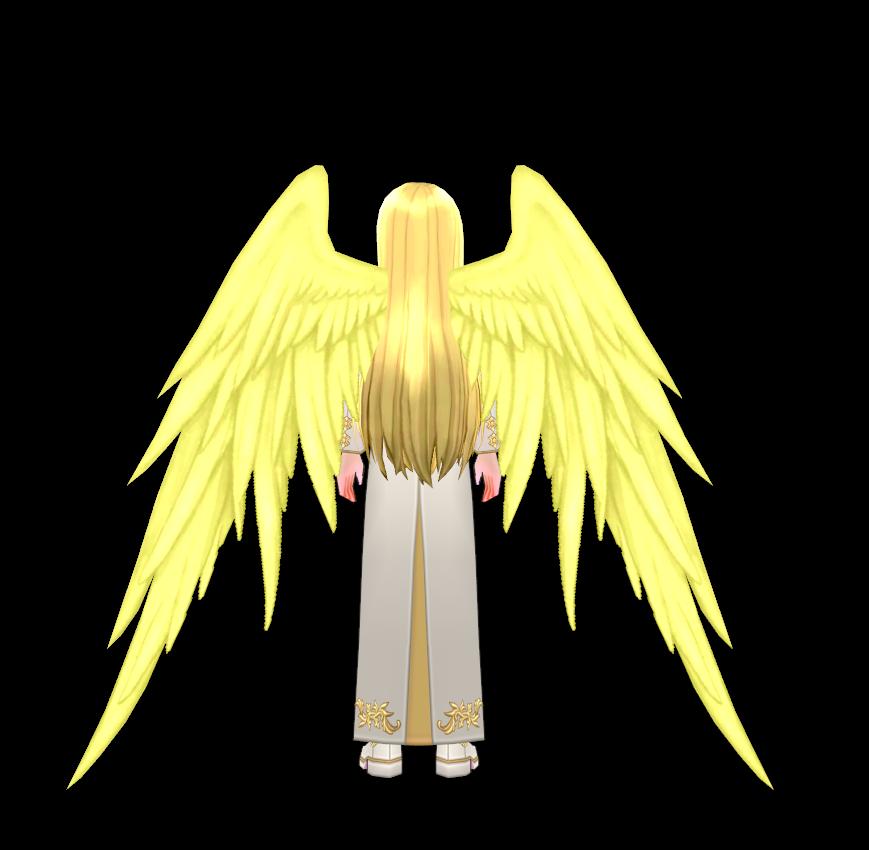 Mabinogi Afternoon Solaris Wings (Enchantable)