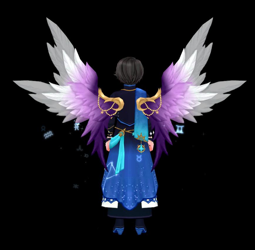 Mabinogi Aquarius Guardian Wings