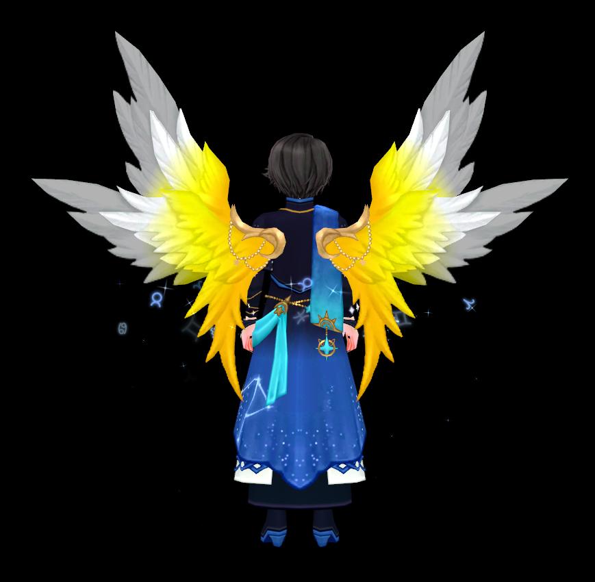 Mabinogi Gemini Guardian Wings