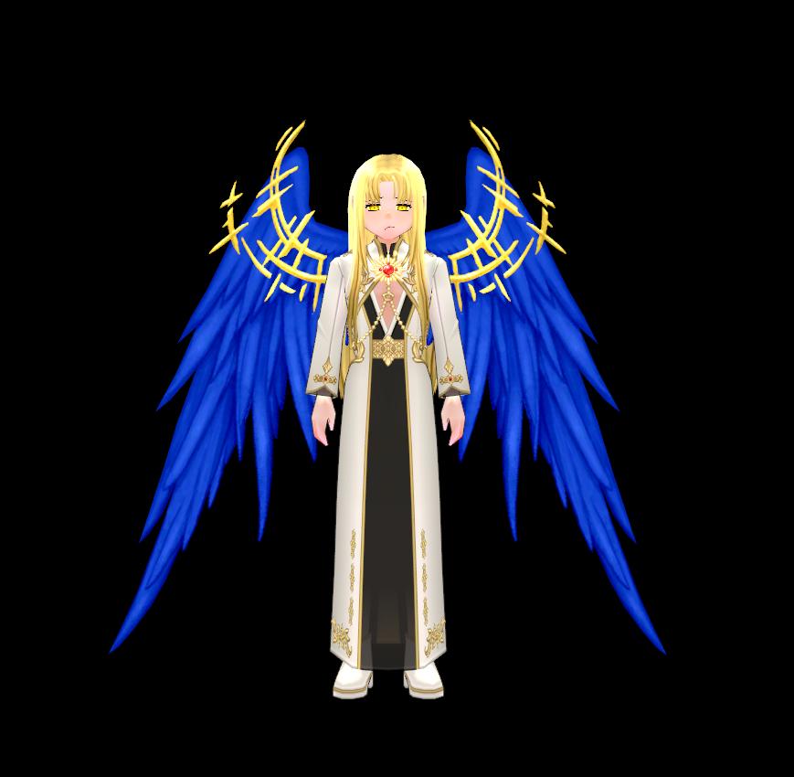 Mabinogi Glorious Solaris Ornament Wings (Enchantable)