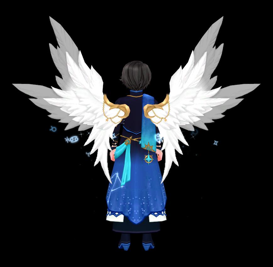 Mabinogi Leo Guardian Wings