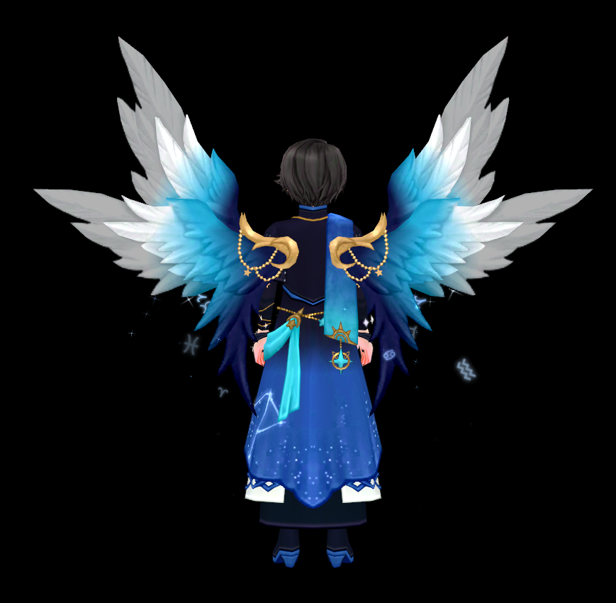 Mabinogi Libra Guardian Wings