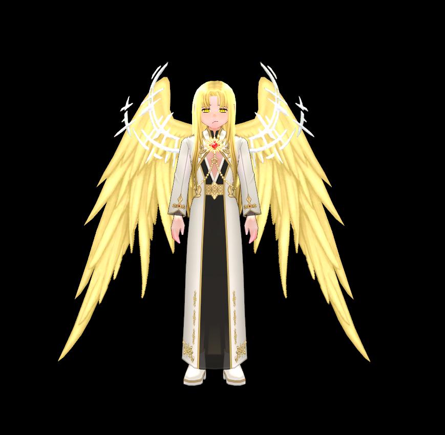 Mabinogi >Luminous Solaris Ornament Wings (Enchantable)