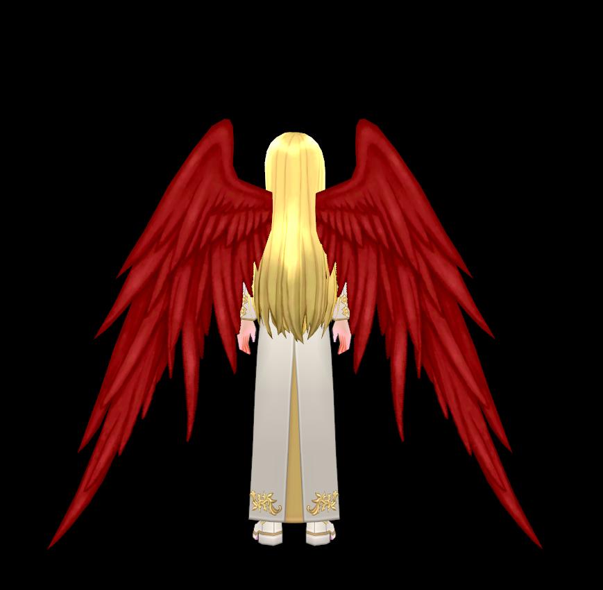 Mabinogi Midday Solaris Wings (Enchantable)
