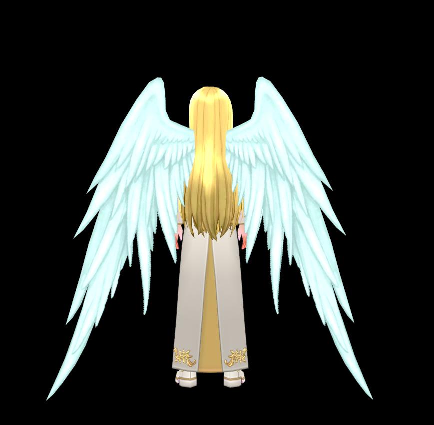 Mabinogi Morning Solaris Wings (Enchantable)