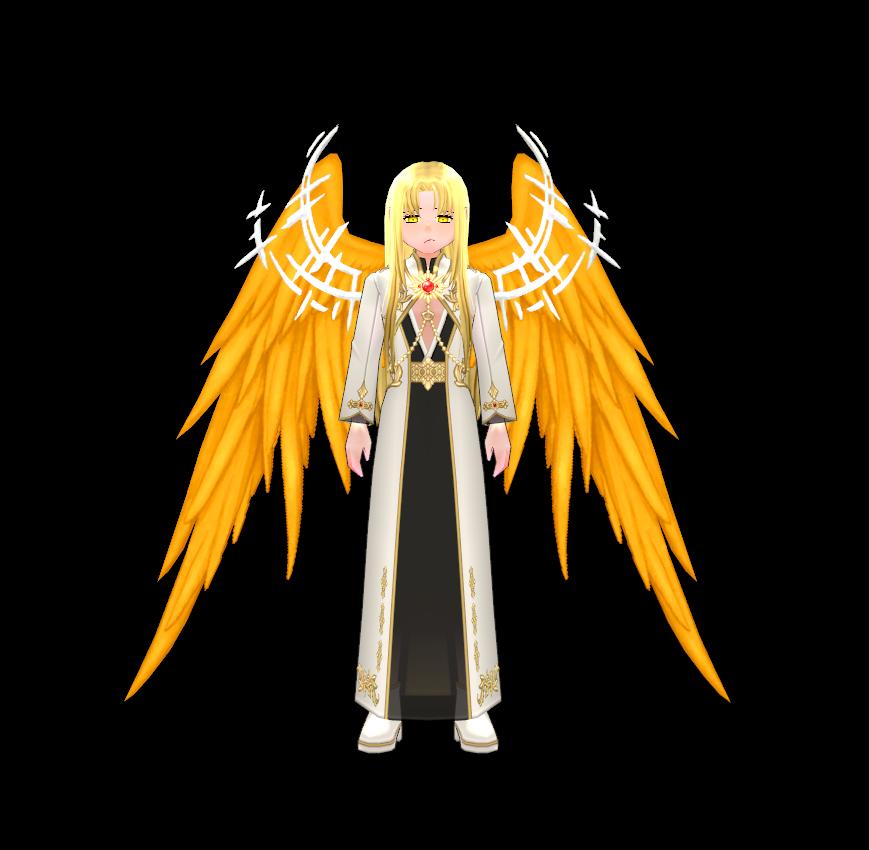 Mabinogi Sparkling Solaris Ornament Wings
