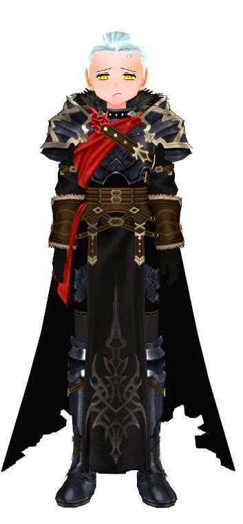 Mabinogi Sera's Armor