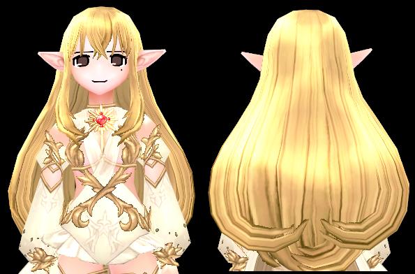 Mabinogi Solaris Wig (F)