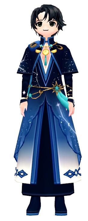 Mabinogi Constellation Guardian Suit (M)