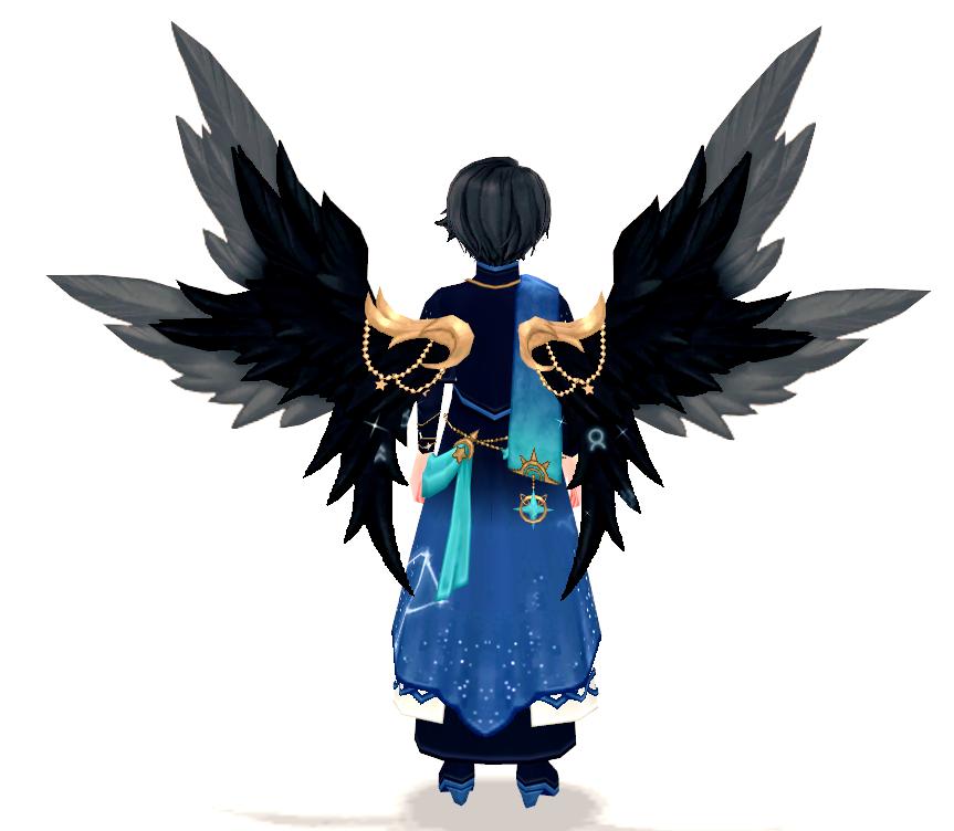 Mabinogi Scorpio Guardian Wings