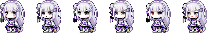 MapleStory March 11 Royal Female Face