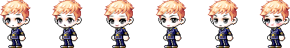 MapleStory March 11 Royal Male Face